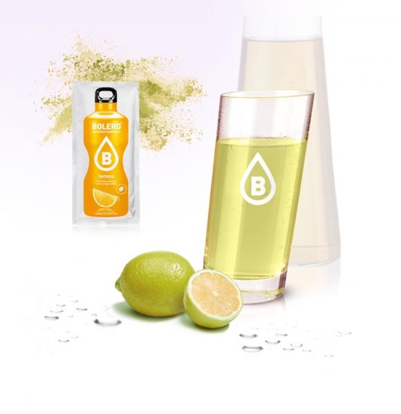 Bolero drink lemon 12 pi ces 3g for Cocktail 3g
